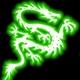 Descarga fondos Dragón de luz