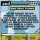 Descarga aplicaciones Zed Pack HipHop