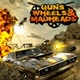 Scarica giochi 3D Guns,Wheels and Madheads