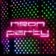 Descarga fondos Neon party