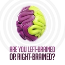 Are you left brained or right?